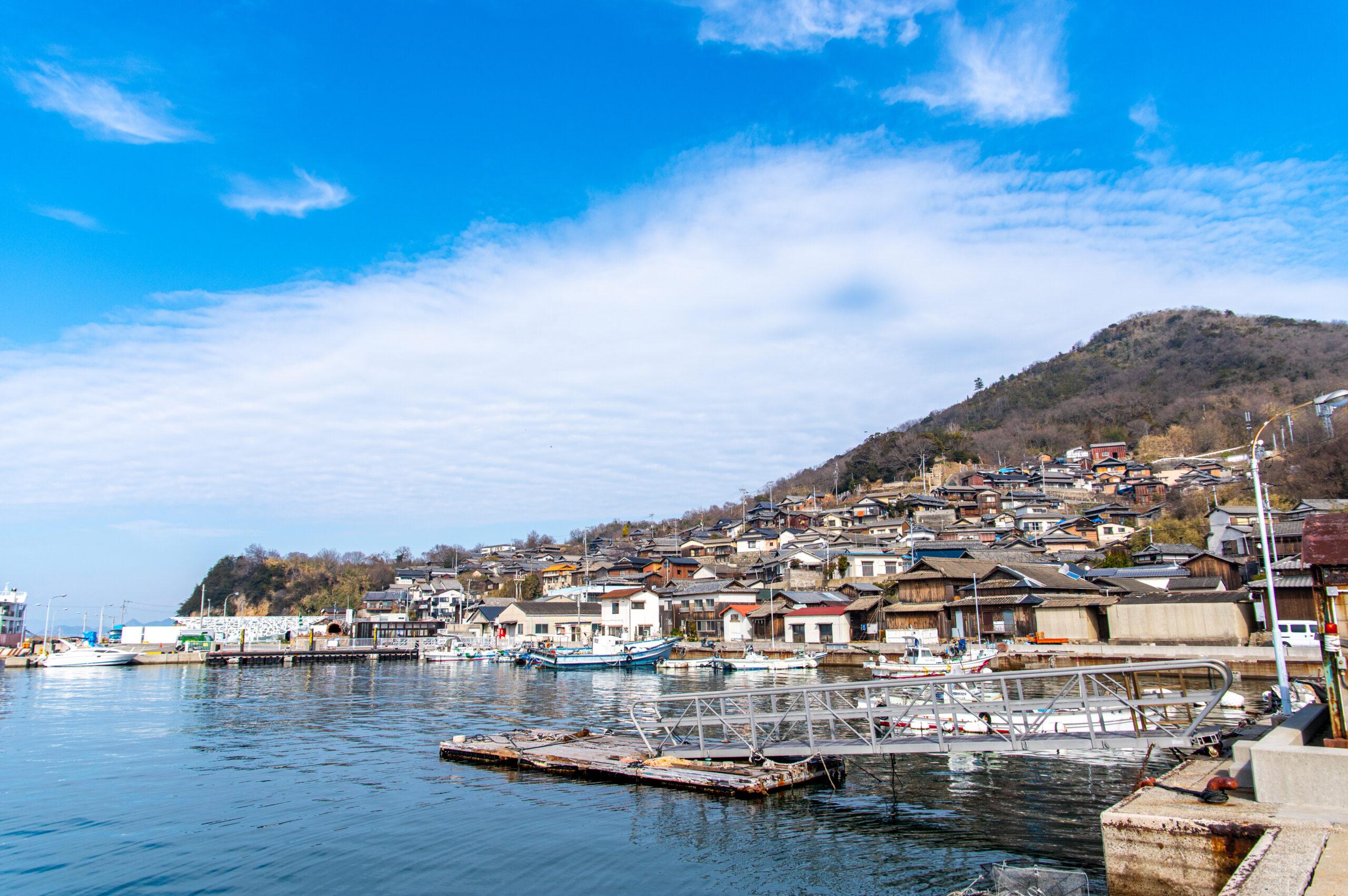 小さな島でもアクセスは問題なし!魅力が沢山ある香川県の男木島への行き方。